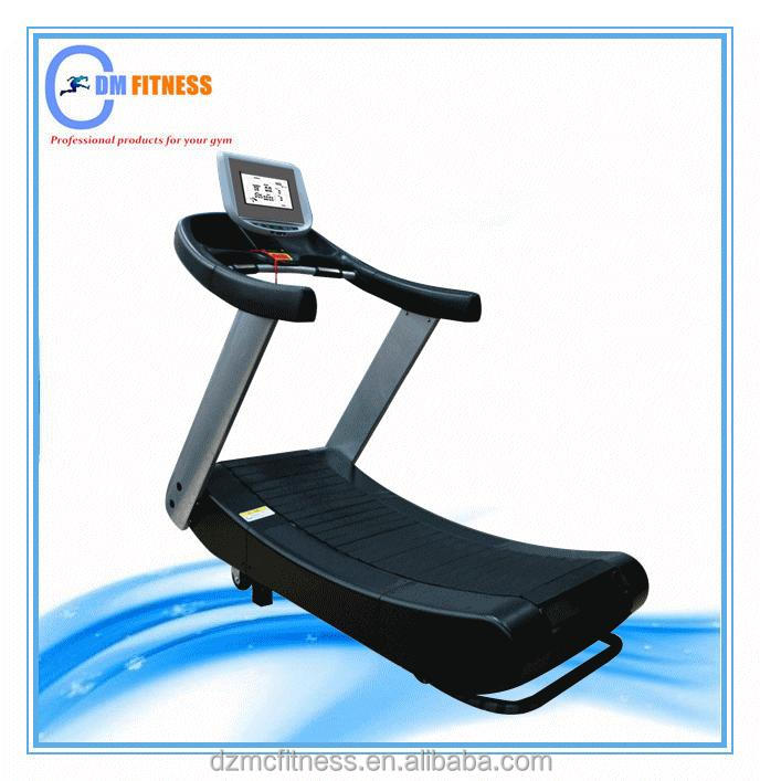 Top grade commercial treadmill Crawler10.1''LCD screen durable body-building machine name gym equipment