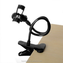 Plastic phone holder universal Flexible Long Arms Mobile Phone Holder Desktop Bed Lazy Bracket Mobile Stand Support all Mobiles