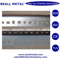 Best Price AISI 201 304 316 430 Perforated Stainless Steel Angle Bar
