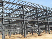 mobile warehouse,modular workshop,portable office,light steel structure