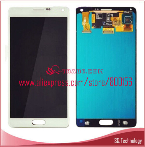 for samsung for galaxy note 4 lcd touch screen digitizer display assembly