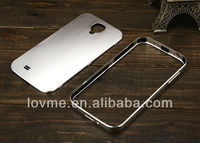 HOT Luxury Ultra-thin Aluminum Case Cover Bumper For Samsung Galaxy S4 IV I9500