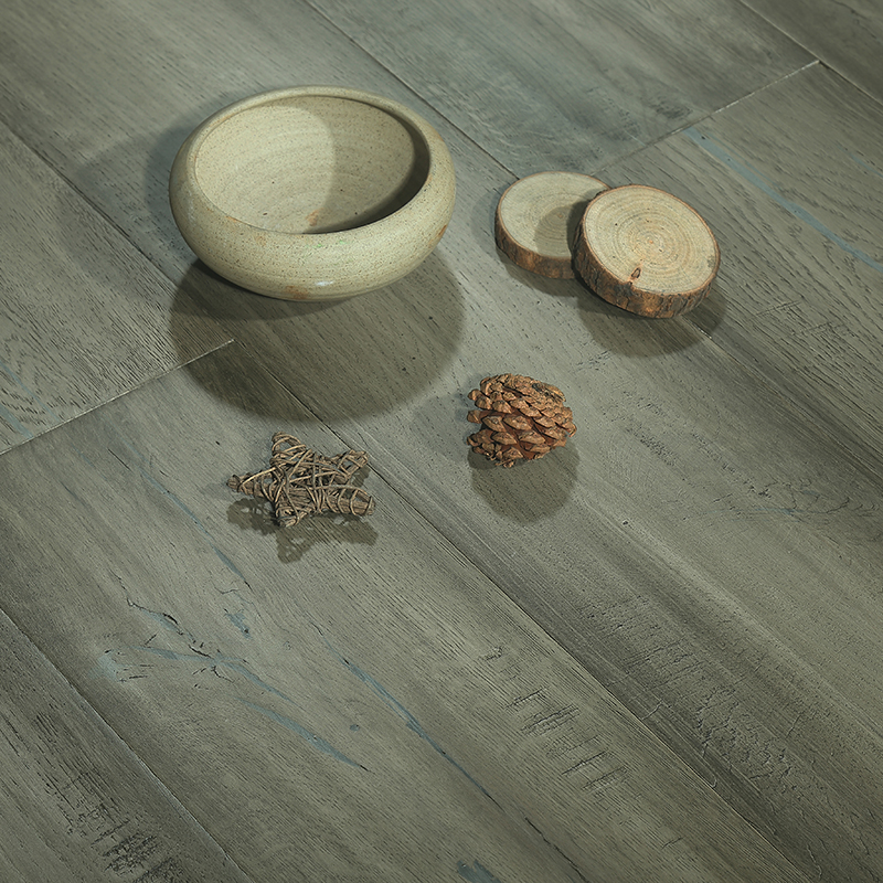Natural Color Brazilian Oak Floorboards Three-layer Wood Flooring