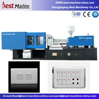 Plastic Injection Molding Making Machine Of Low cost Small Products