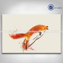New Design Handmade Abstract Animal Oil Painting For Home Decoration