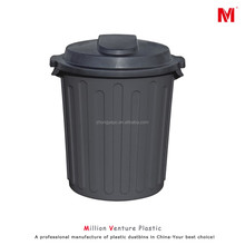 ZE-60LB round dustbin foodgrade container water bucket storage container 60L