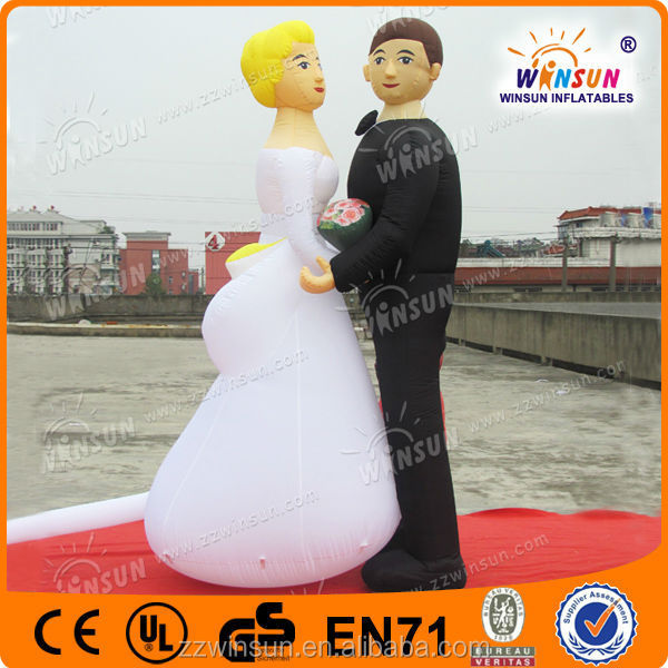 Inflatable Baby Bottle Model,Inflatable Advertising Cartoon