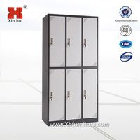 Bureau Veritas 24 Doors 36 doors 48 Doors supermarket coin pay lockers