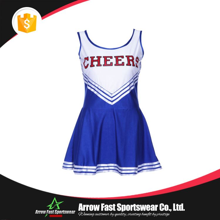 Full sublimation cheer dance costume uniform