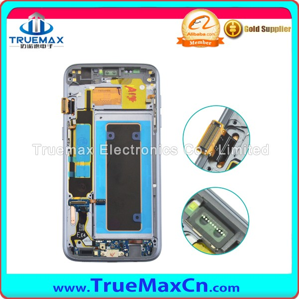Fast Shipping LCD Display With Touch Screen for Samsung Galaxy S7 Edge