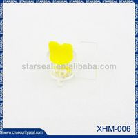 XHM-006 security protect goods' security seals plastic lock