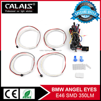 led halo rings 12V smd ange eyes for bmw e46 led markers