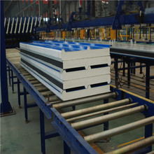High Quality Polyurethane Sandwich Roof Panel