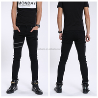 Casual Style New Popular Jeans Brand Names Cheap