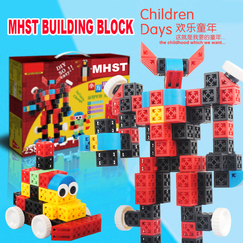 China shantou toys block toys for kids building block toys sets