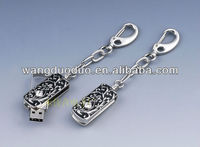 Highly-Qualified Key Chain USB Flash Disks Supplier