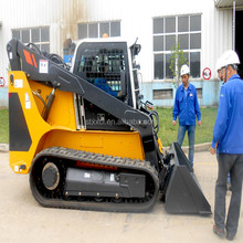 Shandong 2017 New product TS 100 Track skid steer loader with high quality