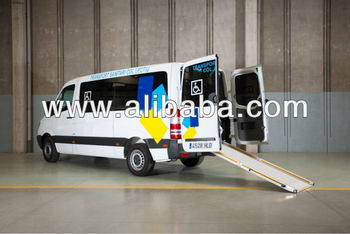 disabled public transport combi buy ambulance combi product on. Black Bedroom Furniture Sets. Home Design Ideas