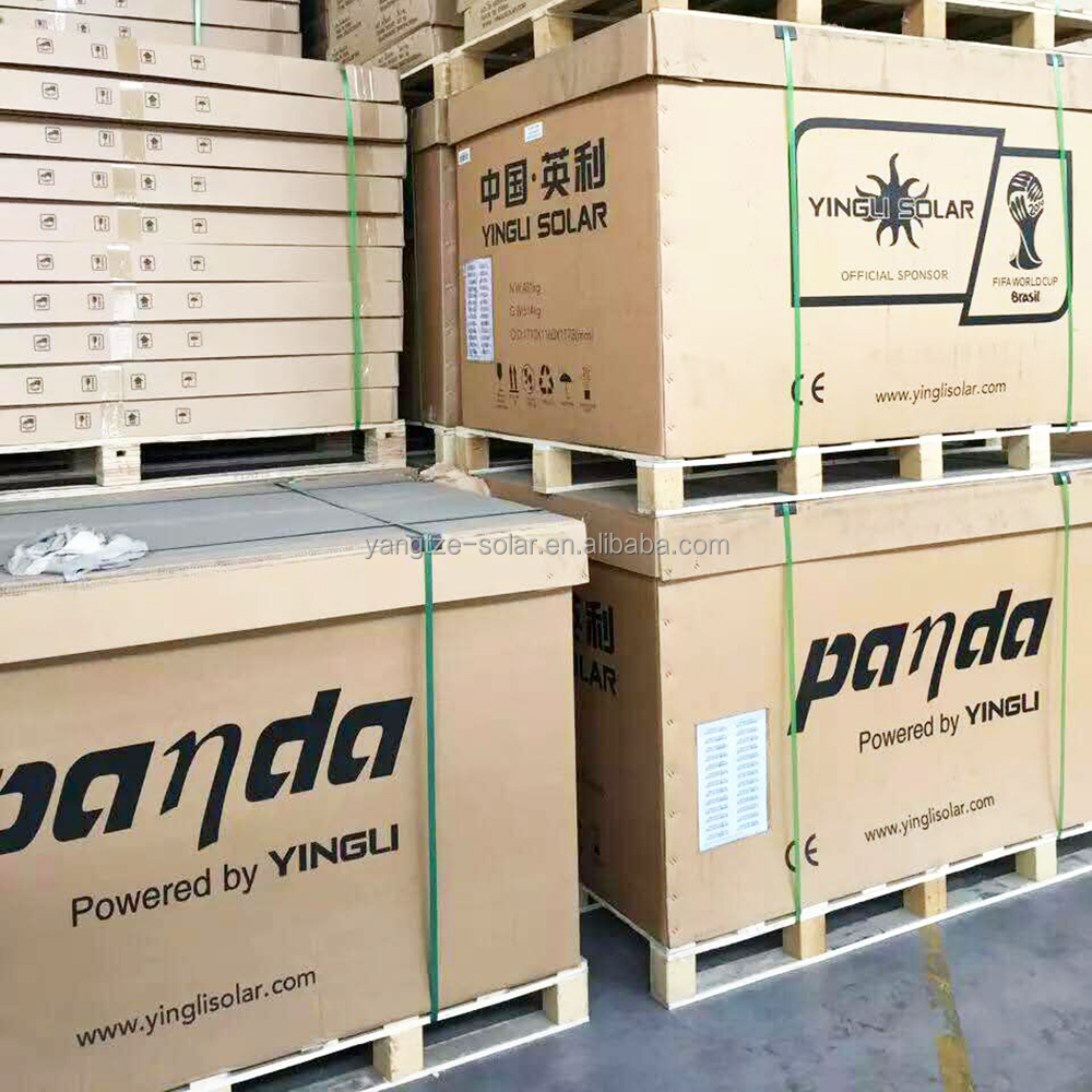 World Tier 1 wholesale cheap price Yingli solar panel 255w