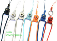 2014 Promotional fashion AZO free 45*0.4cm cord lanyard neck strap usb flash drive wholesale(size can be changed)