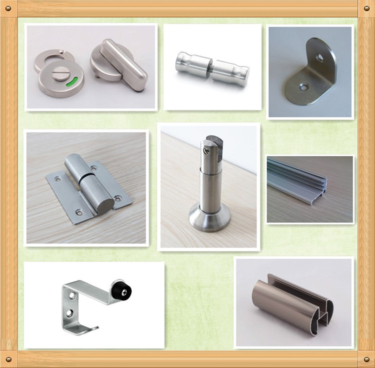 316 Stainless Steel Toilet Cubicle Hardware