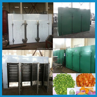 360kg/batch fruit and vegetable dehydrator machine/tea drying machine/dried fruit making machine