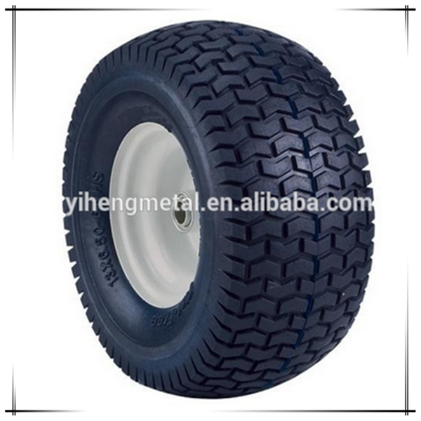 Rubber coated wheel with good quality, provide OEM 4.80-8/7.50-8/8.50-8