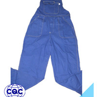 Mens Bib Work Jeans Pant