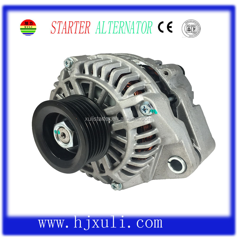 New Alternator for 01 02 03 04 05 Hond Civc 1.7L V4 13893 31100-PLM-A01, 31100-PLM-A02, 31100-PLM-C01, 31100-PLM-C02, AFGA51