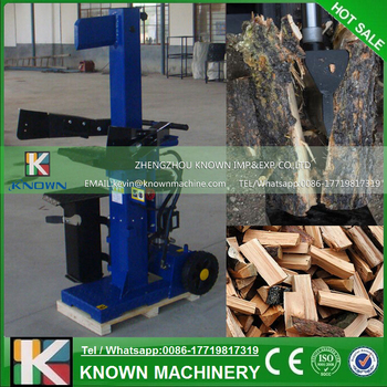 The CE 15 ton Electric log splitter / wood general log splitter / wood log cutter and splitter