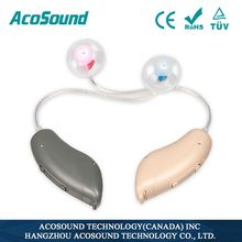 Acomate 430RIC Digital and programmable new bte best ear hearing aid