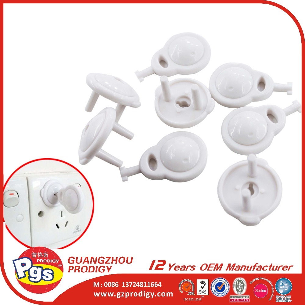 socket cover plastic outlet socket cover baby safety electrical outlet cover