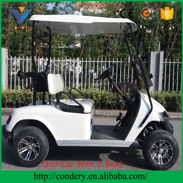 hot sale mini 2 Seaters Electric Golf Car for sale