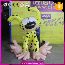 Factory price best product inflatable cat model party cartoon for event and advertisment