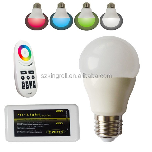 new product SMD2835 LED pure white led bulb e27 9w light