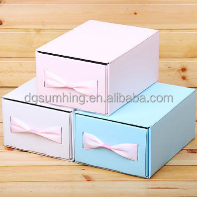 Handmade Gift Drawer Box