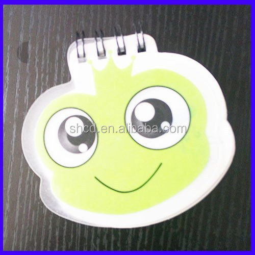 Cute cartoon memo pad for school and office