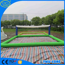 China popular family play inflatable pool rental in fwulong company