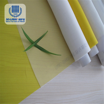 polyester monofilament mesh for T-shirt printing
