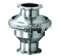 Stainless steel Sanitary Clamped Check Valve