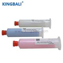Waterproof thermal conductive silica gel