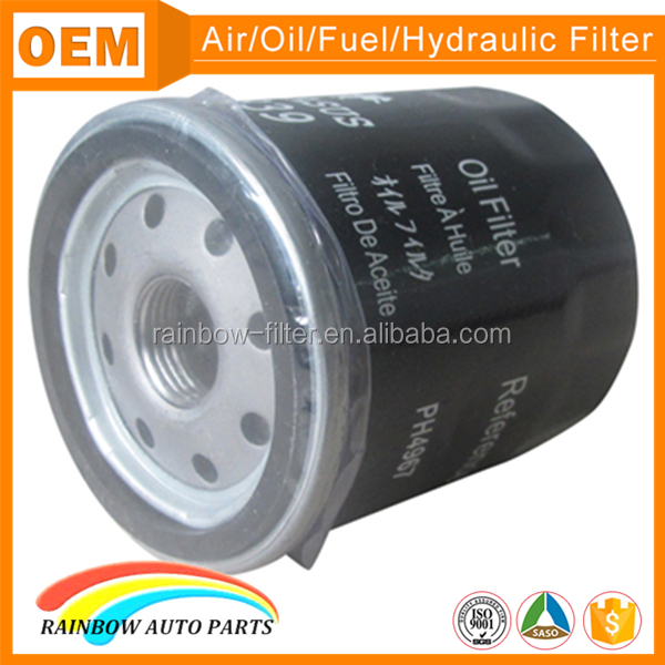 PH4967 flat seal ring automotive oil filters