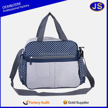 durable canvas baby mami diaper wet bag