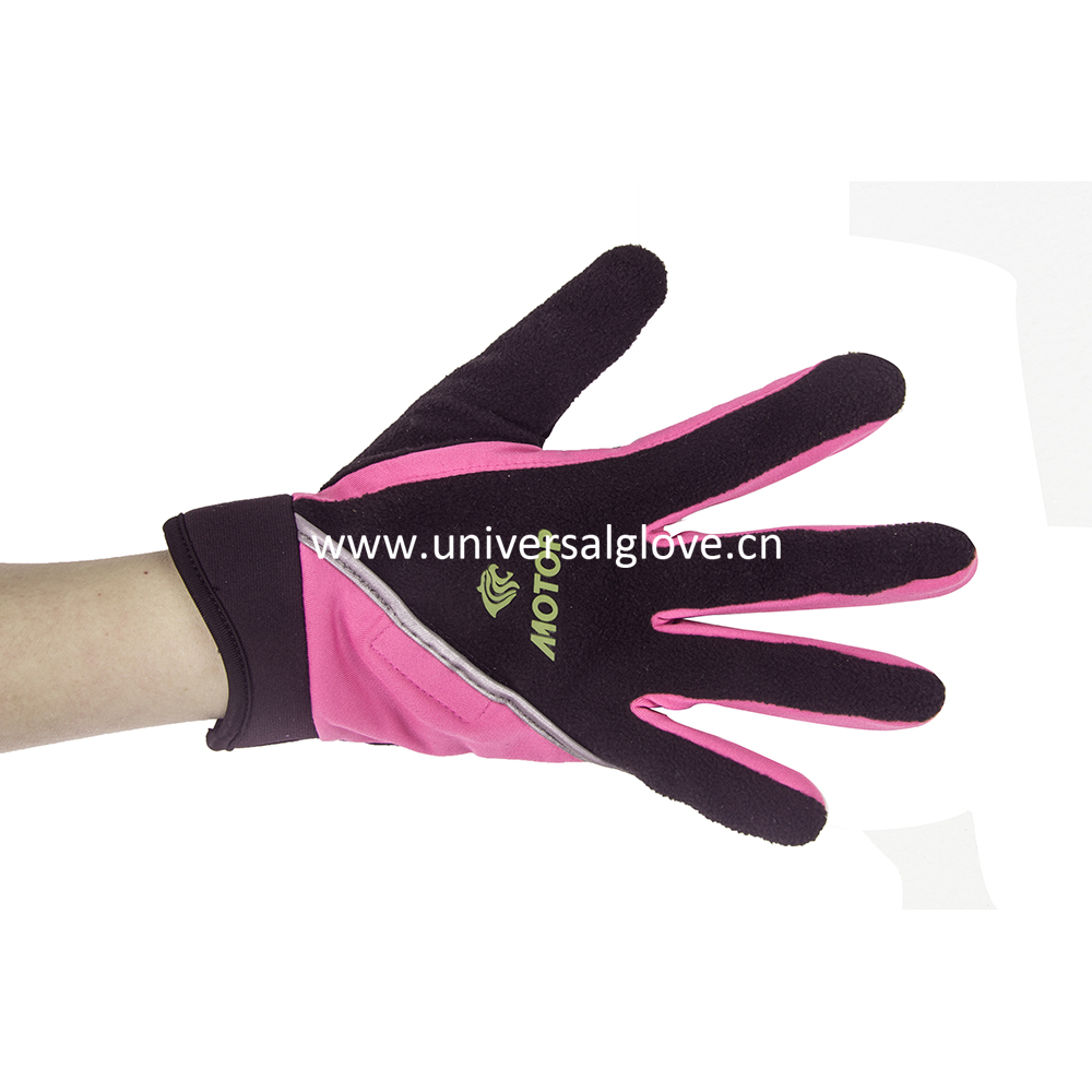 cheap wholesale cotton running gloves full finger bicycle gloves