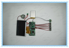 "2.4"" , 4.3"" , 5"" , 7"" , 10.1"" tft lcd video module for hd advertisement media player"