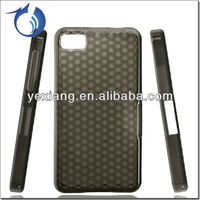 Cheap price phone protection case for blackberry z10 tpu