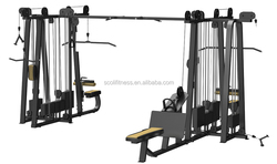 Selectorized Fitness Equipment/ Fitness Gym Equipment / multi gym exercise equipment