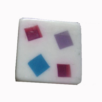 Transparent or Customized Color kojic acid body hair removing soap