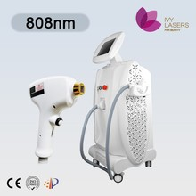 Facial And Body permanent hair removal 808nm Diode Laser Hair Removal Machine with CE