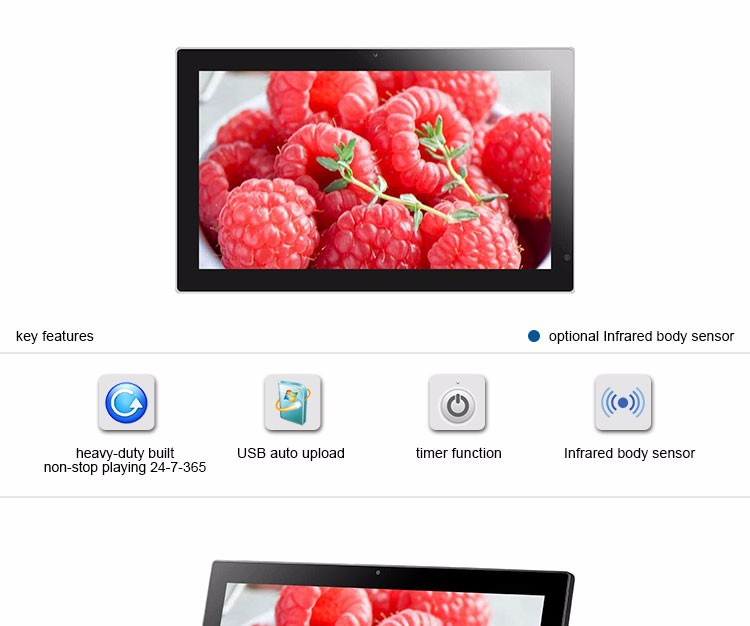 Factory supply15-19-21.5 inch RK3128 RK3288 android rockchip tablet pc with WIFI capacitive touch for store supermarket